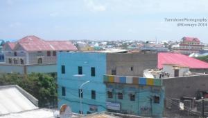 The kismayu Market